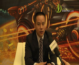 2014天津展:中国电动车网专访台铃车业