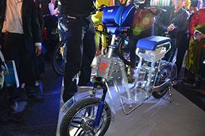第24届中国国际自行车展览会:中国电动车网专访台铃集团