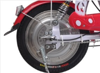卡洛拉系列14寸瑞翔v+电动自行车