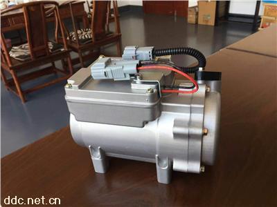 48v/60v/72v/96v/108v电动汽车电动压缩机