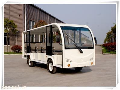14座电动观光车、看房车、婚庆车