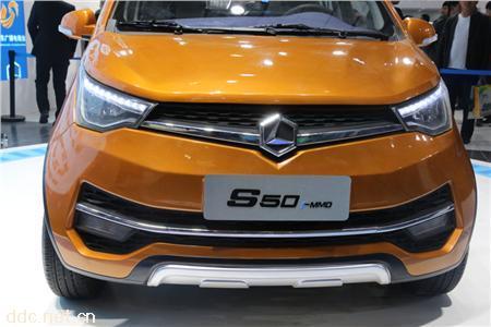 雷丁电动汽车S50福享版