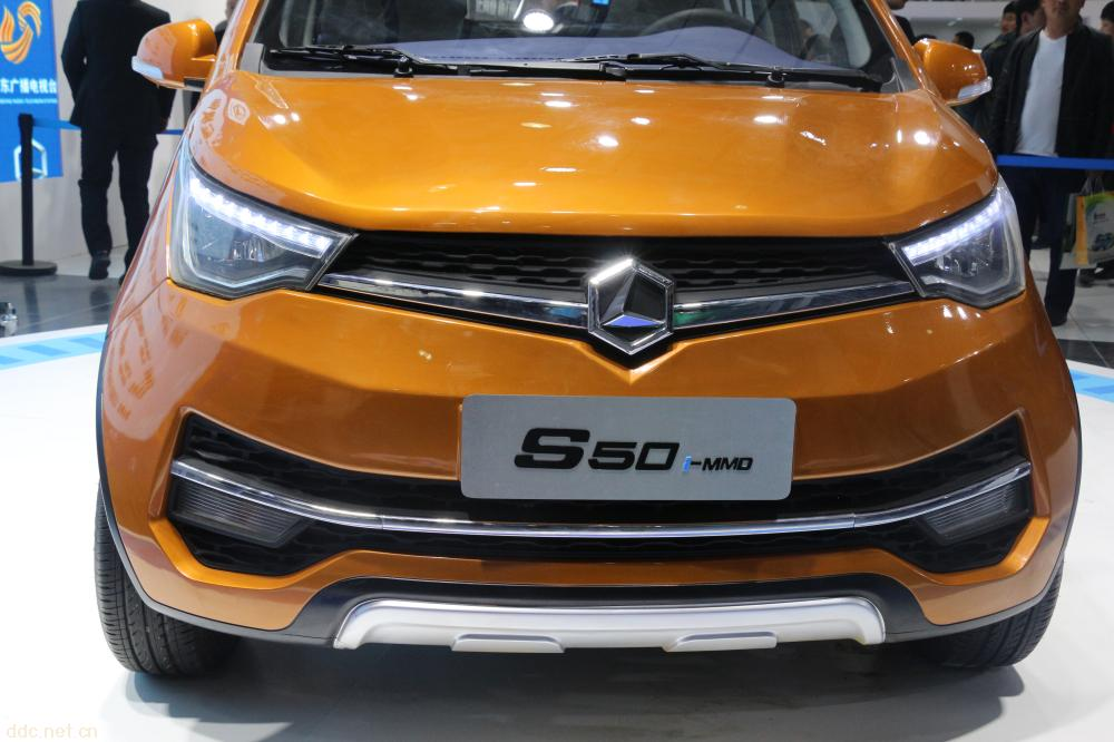 雷丁电动汽车S50乐享版