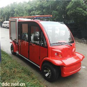 电动消防车图片