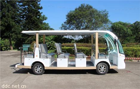 米森-14座-电动观光车