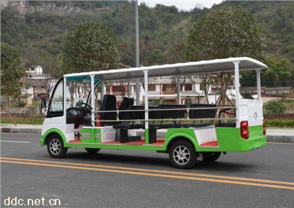 14座电动燃油车