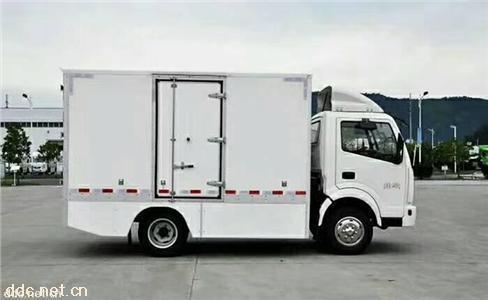 新能源4米2厢式货车
