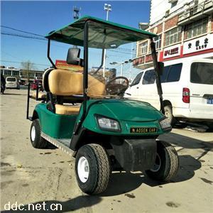 安徽厂家直销2+2 4座48V电动高尔夫球场专用车辆