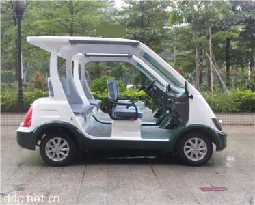 凯驰4轮电动巡逻车