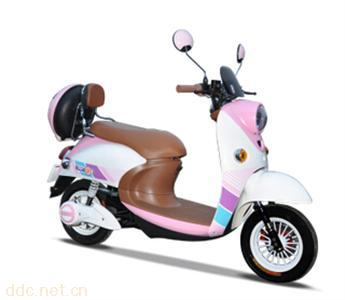 雅迪电动摩托车-米彩60W时尚风