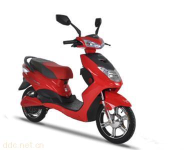 雅迪电动摩托车-豪华迅迈时尚版