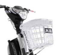 大运君子剑电动自行车简易48V