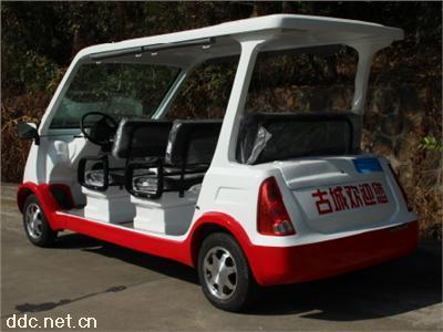 沃森8座电动观光车,场内摆渡车。