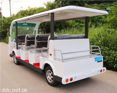 沃森11座新款电动观光车