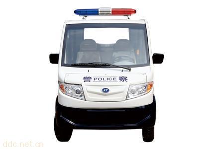 四轮电动汽车五座电动巡逻车成人代步汽车