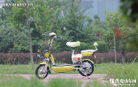 绿源2013新品亮点电动自行车
