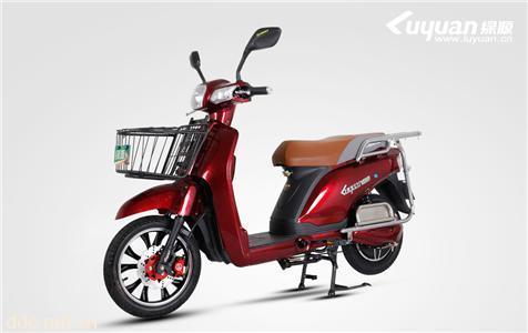 绿源电动摩托车-星典G-QZB-5T4820-Z1