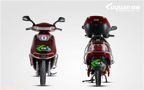 绿源电动摩托车-威量G-DMC3-CS6020-G1