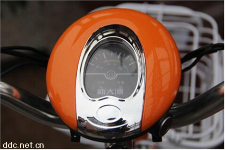 新大洲电动自行车小红果