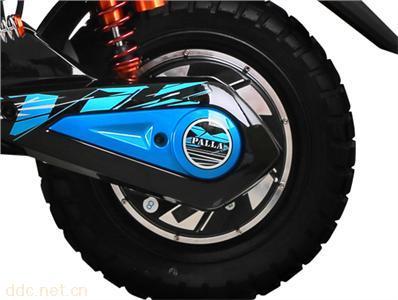 新大洲电动摩托车酷跑-2