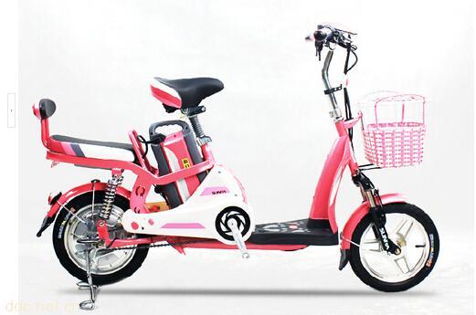 新日电动自行车锂电车系.