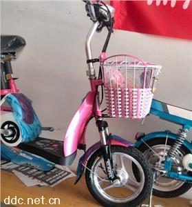 新日电动自行车锂电车系列mini