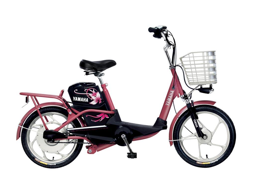 雅馬哈巧鸰簡易時尚電動自行車