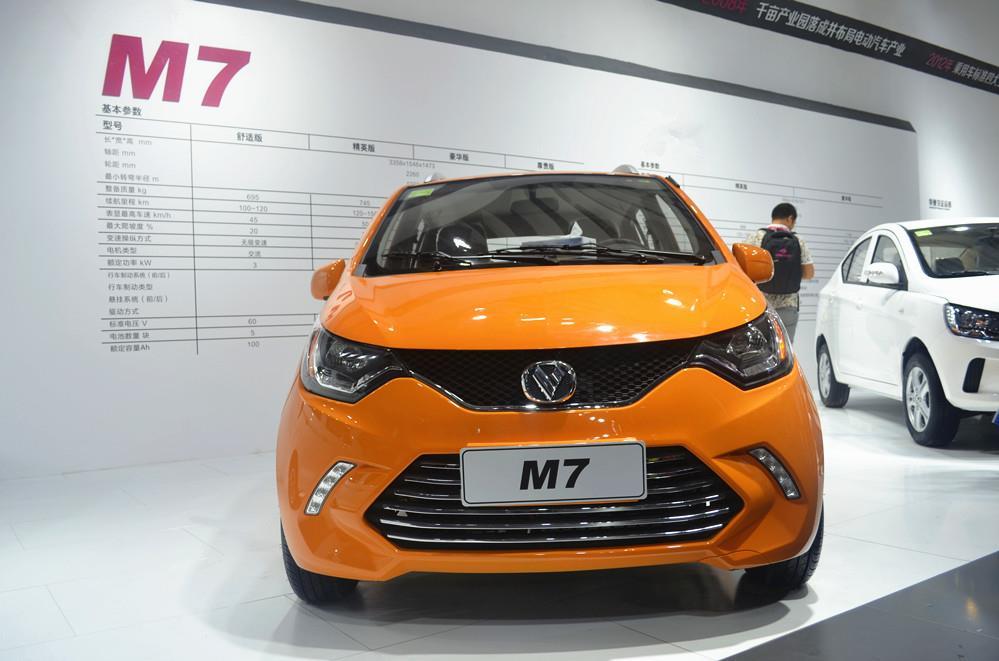 比德文M7