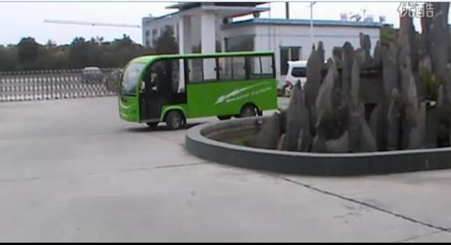 营运电动观光车