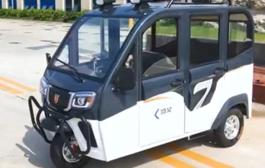 盛昊车辆-电动篷车版宣传篇