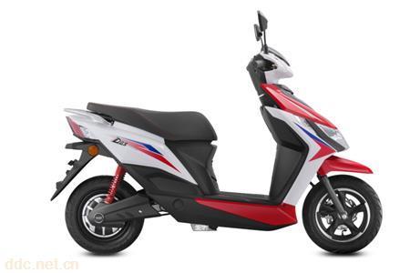 新大洲本田电动摩托车D8S